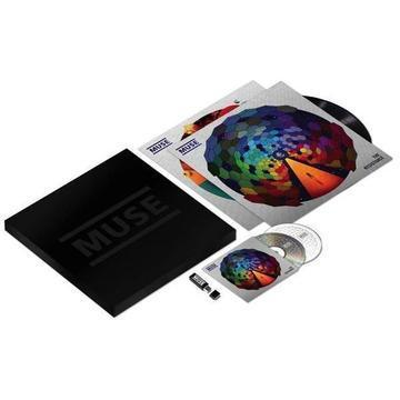 lp box - Muse - The Resistance