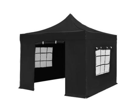 EASY UP partytent, vouwtent 2x2, 3x3, 3x4,5 en 3x6m!