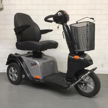 Life & Mobility Solo 3 scootmobiel incl. nieuwe accu's
