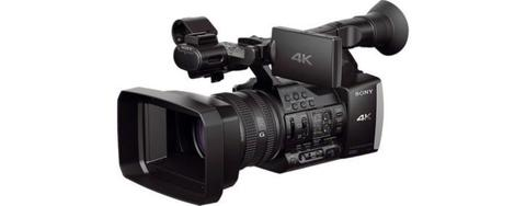 Sony FDR-AX1EB 4K camcorder