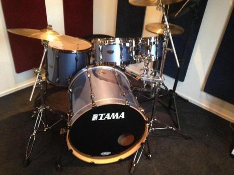 Tama Superstar Hypedrive Maple Drumkit (nieuw type 2016)