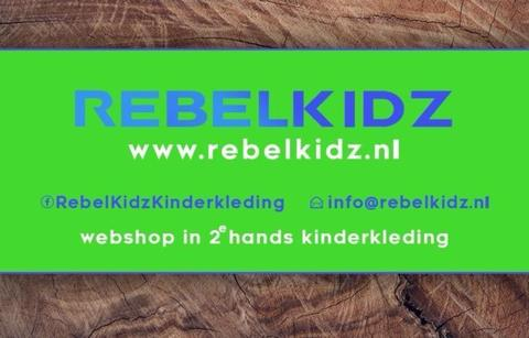 Webshop in 2e hands kinderkleding