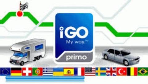 Europa Android CE SD kaart 2018 igo 8 primo navigatie flits