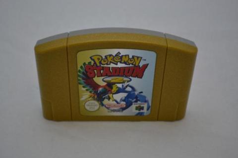 Pokemon Stadium 2 (N64 EUR)