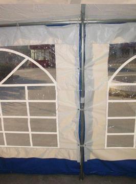 Losse zijwand voor PVC Partytenten (PE & PVC partytenten)
