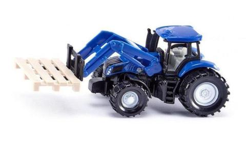 Siku Farmer 1487 New Holland met voorlader
