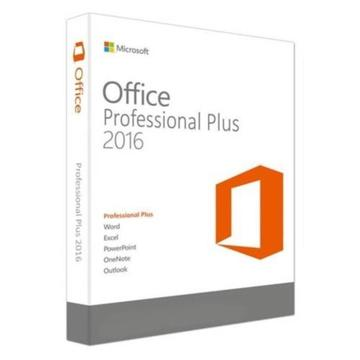 Microsoft Office Professional Plus 2016 VAN €269 VOOR €59