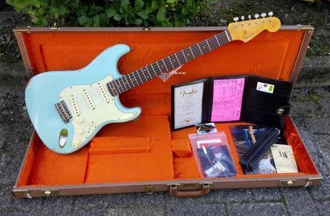 USA Fender Custom Shop 1960 Relic Stratocaster