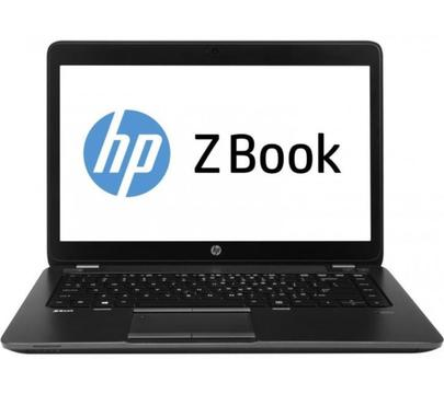 HP ZBook 14 - 4e CORE i5 - 8Gb 180Gb SSD - 2GB FirePro M4100