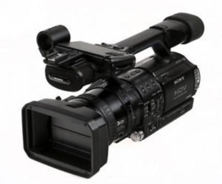 Sony HVR-Z1 Goede staat 2 jaar garantie