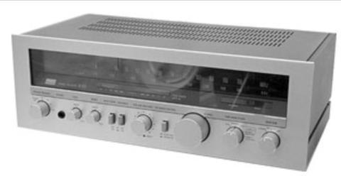 Sansui R-50 receiver vintage