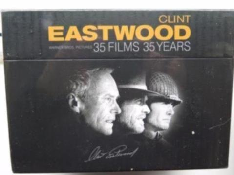 Clint Eastwood - 35 Films 35 Years At Warner Bros 35 disc bo