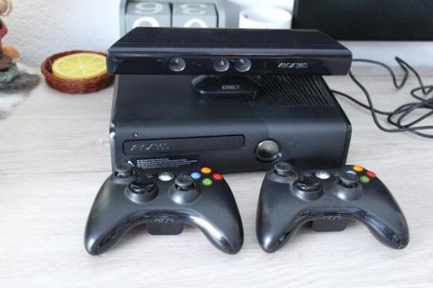 Xbox 360 slim spellen