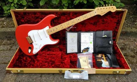 USA Fender Stratocaster Custom Shop 1956 The Shadows