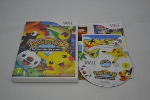 Pokepark 2 Wonders Beyond (Wii HOL CIB)