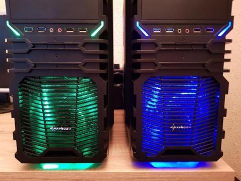 Nieuwe AMD Ryzen 3 1200 DDR4 8GB. 120GB SSD. 1TB HDD