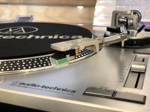 Audio-Technica AT-LP120-USB - Vintage Audio Repair