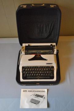 Typemachine, erika