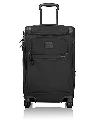 Tumi Alpha 2 Travel Front Lid International Carry-On Zwart (