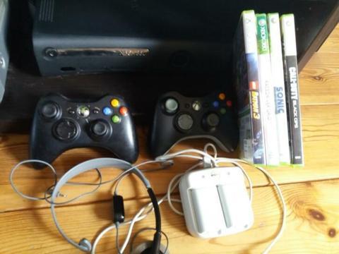 Xbox 360 120HD Elite