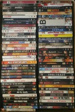 955 originele dvd's nog over van de 3318