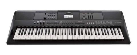 Yamaha PSR EW410 keyboard