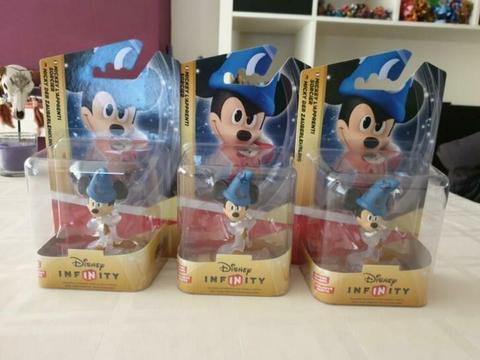 Disney infinity 1.0 Crystal mickey voor xbox one wii u wii