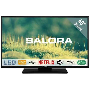 Salora 40EFS2000 Full HD LED-TV 102 cm Zwart