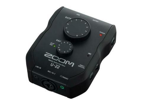 Zoom U22 U-22