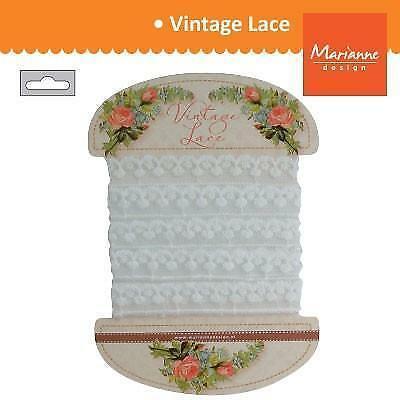 Lint Kant Vintage Lace Scallop