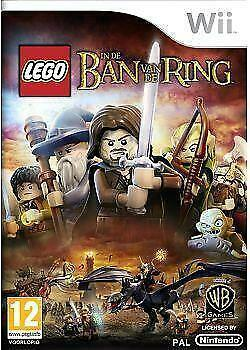 LEGO In De Ban Van De Ring (Wii) Garantie & morgen in huis!