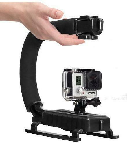 Camera Houder / DSLR Handle voor GoPro