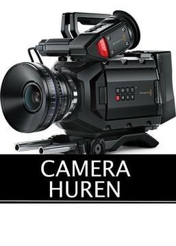 Camera Huren voor scherpe prijzen | Camera Huren Nederland