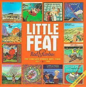 cd box - Little Feat - Rad Gumbo: The Complete Warner Bros