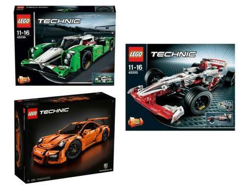 Lego verzamelaars sets collectors
