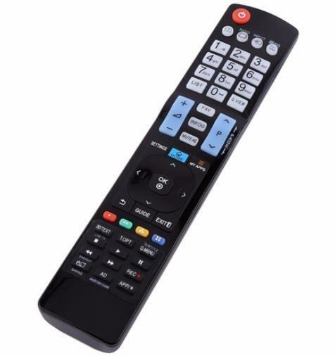 Afstandsbediening voor LG Smart TV