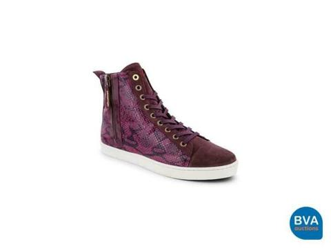 Online veiling: Pantofola d'Oro violetta mid sneakers - 37|