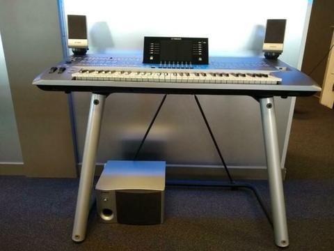 Keyboard Yamaha Tyros 5 XXL 61 toetsen