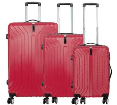 koffer - kofferset - valies - reistas - lederen tassen